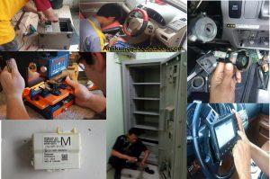 Ahli kunci Tangerang Spesialis Mobil & Brankas