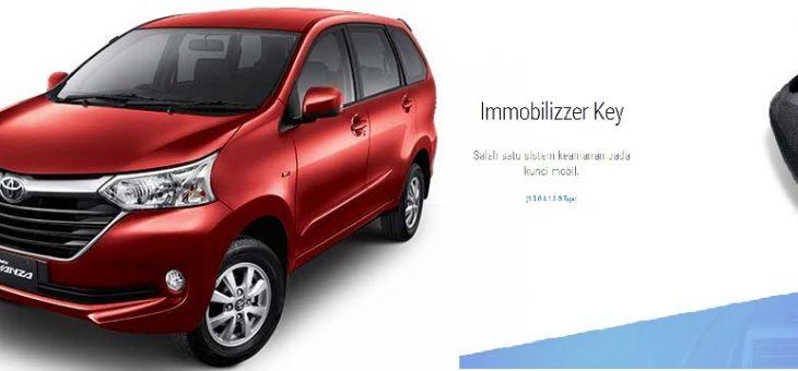 Ahli Kunci Bogor Duplikat Kunci Toyota Avanza 085883113332