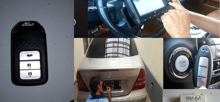 Ahli kunci jakarta Mobil dan Immobilizer