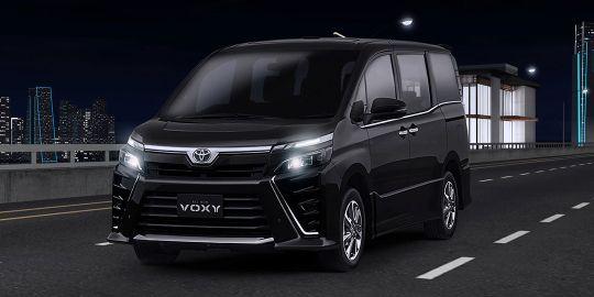 Kunci Toyota Voxy Kamu Hilang, Mungkin Ini Bisa Jadi solusinya